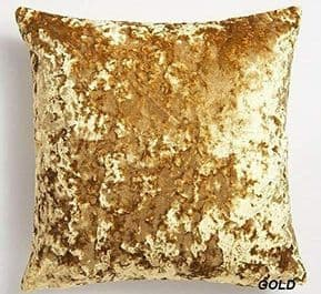 LUXURY THICK DEEP PILE CRUSHED VELVET 17